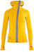 66° North Vik Hooded Jacket Women retro yellow